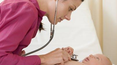 La bronchiolite en augmentation dans toutes les régions  françaises