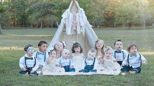 Ces photos d'enfants trisomiques vont changer votre regard   sur ce handicap