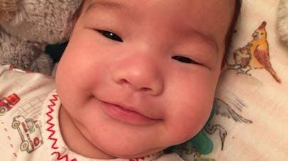 L'actrice Lucy Liu dévoile des photos de son bébé
