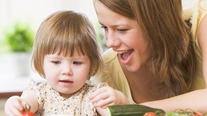 Une mère porte plainte contre le père de ses enfants car   il les oblige à manger des légumes