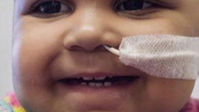 Un bébé guérit d'une leucémie, une première  mondiale
