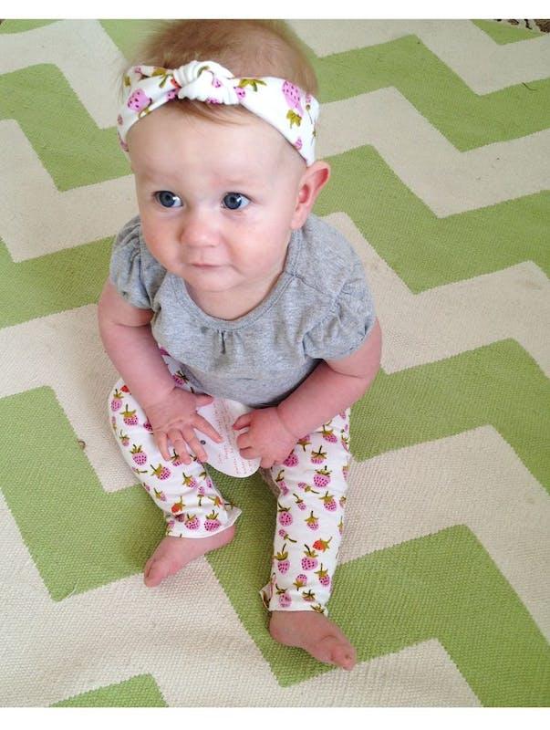 Bandeau bébé - DIY - Selection de jolis bandeauxparents.fr ...