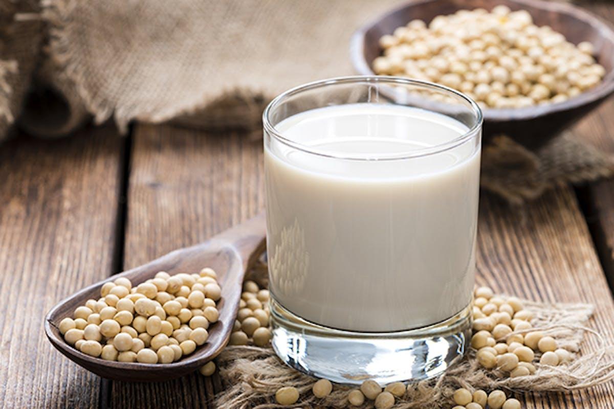 Les produits à base de soja