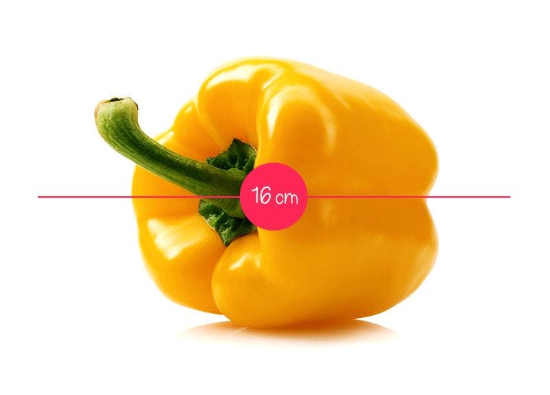 Semaine 18 : un poivron