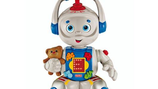 Les jouets d'éveil 2012