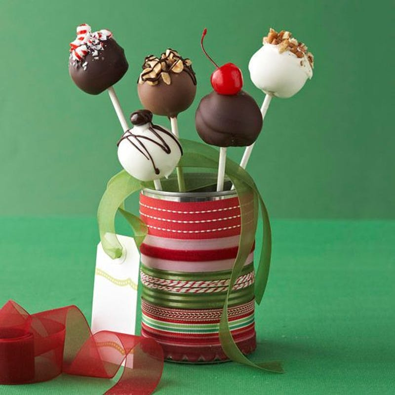 Pops cupcakes