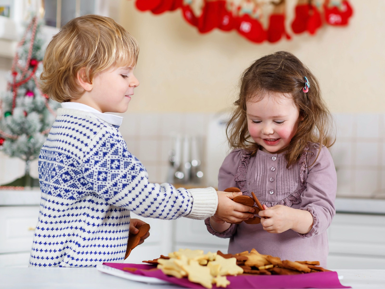 No l des id es de menus sympas pour les enfants - Repas de noel enfant ...