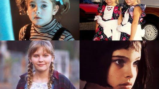 Enfants stars : que sont-ils devenus adultes ?