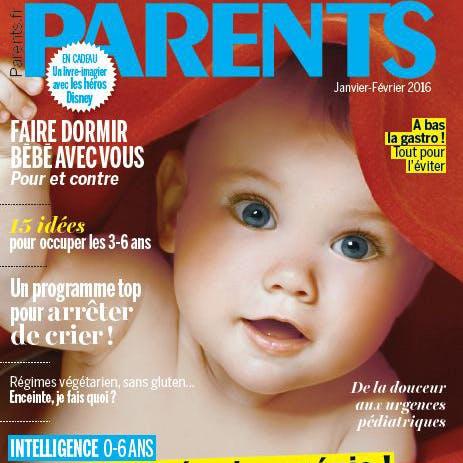 Le nouveau magazine Parents est en kiosque !