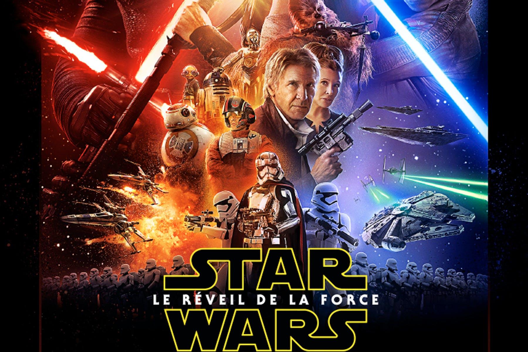 Star Wars 7 : un film à voir en famille !