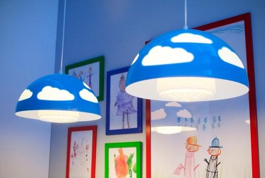 25 lampes pour chambres d enfants PARENTS