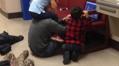 Un prof joue les baby-sitters pour que son élève réussisse   son examen