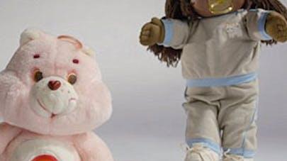 100 ans de jouets pour enfants dans une vidéo de 3   minutes