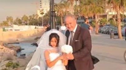 Une vidéo choc pour dénoncer les mariages forcés au   Liban