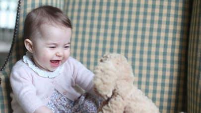 Les plus belles photos de la princesse Charlotte