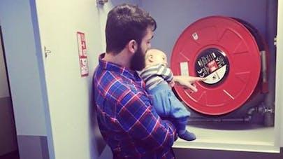 Natasha St Pier donne des nouvelles de son fils en  photo