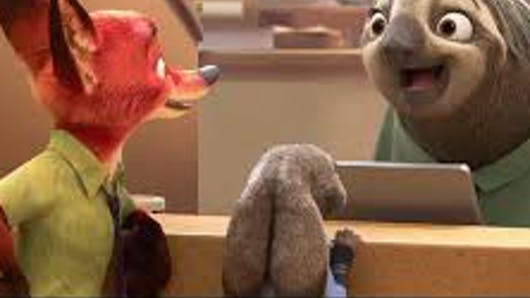 Zootopie, le dernier Disney au cinéma!