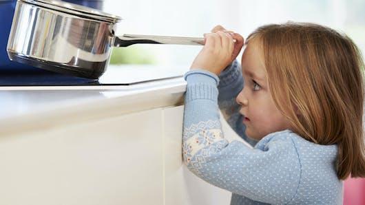 Brûlures, les enfants sont les plus concernés