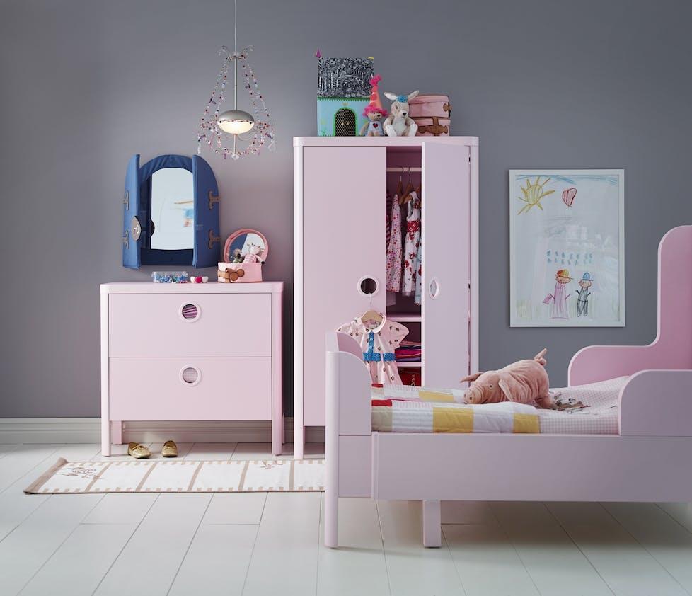 Ikea nouveaut s printemps t 2016 en chambres enfants - Ikea letto allungabile trogen ...