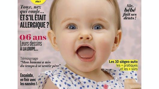 Le nouveau magazine Parents est en kiosque!