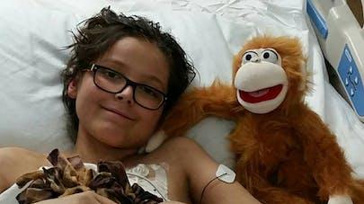 Leucémie: le jeune Mateo en rémission grâce aux dons  des internautes