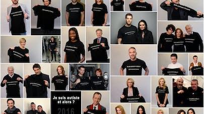 SOS Autisme: des personnalités se mobilisent pour   changer les choses