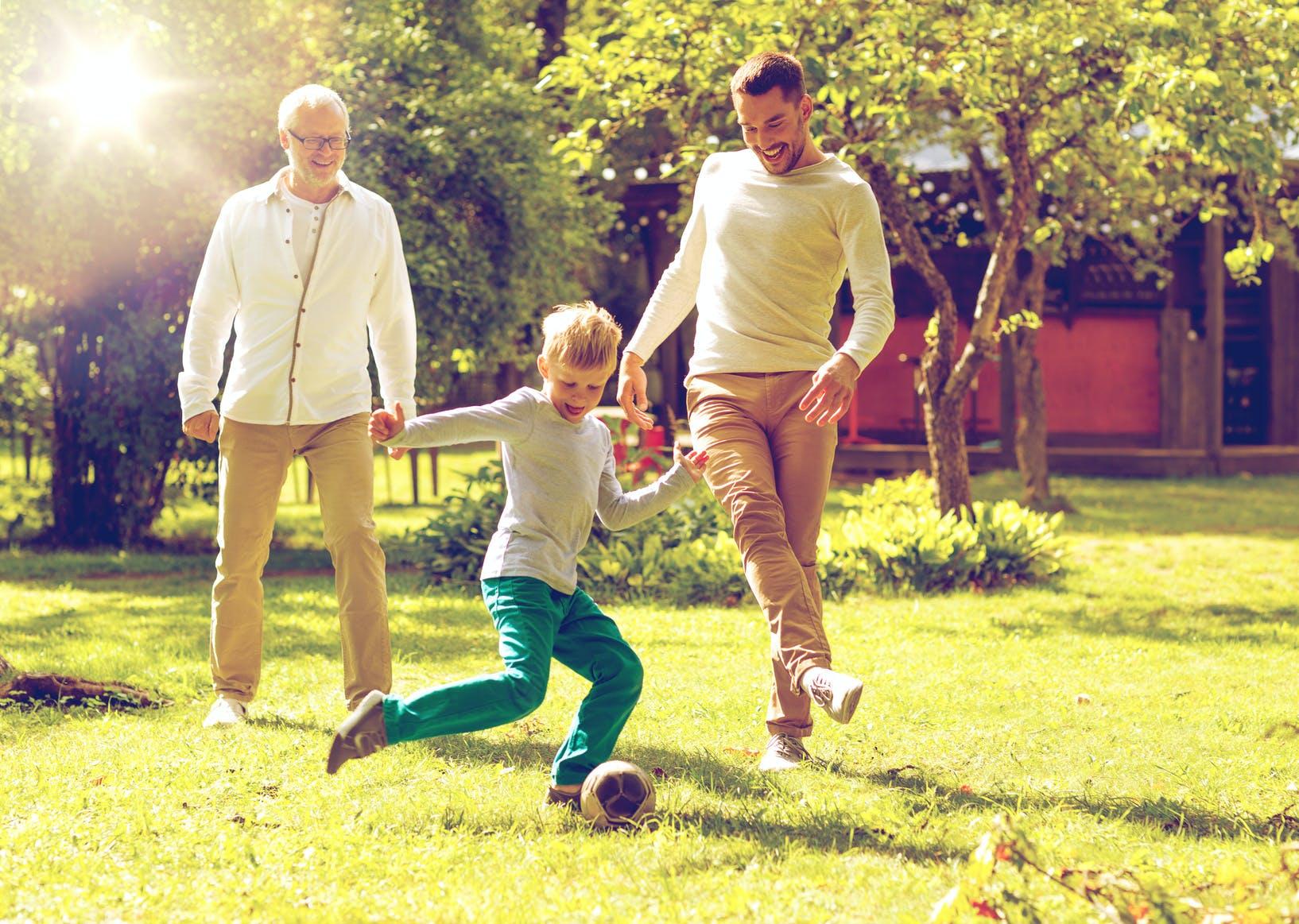 Sport: comment motiver son enfant?