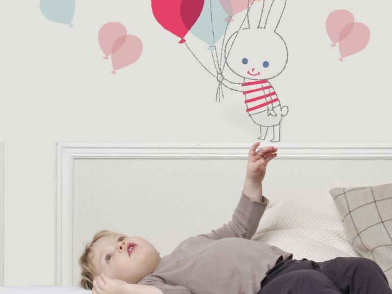 Chambre enfant des id es de mobilier volutif for Stickers chambre d enfant