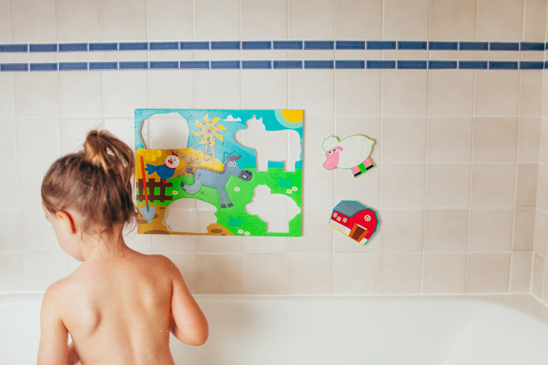 Puzzle pour le bain de PRINCE LIONHEART