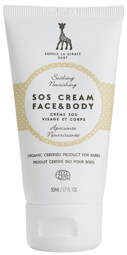 Hydratant : Protection Cream Visage et Corps, Sophie         la Girafe