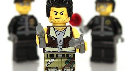 Trop de violence dans les jouets Lego selon des   chercheurs