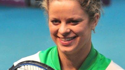 Roland Garros : enceinte d'un mois, Kim Clijsters va   rejouer au tennis