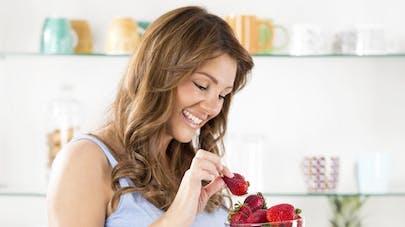 Manger des fruits pendant la grossesse rendrait les   enfants plus intelligents