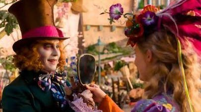Ciné: Alice, De l'autre côté du miroir