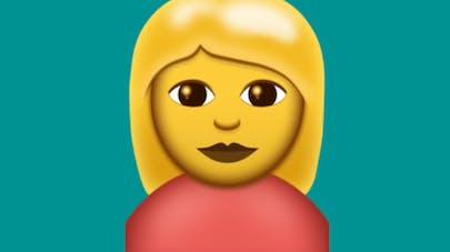 Vidéo : Une femme enceinte dans les nouveaux   emojis