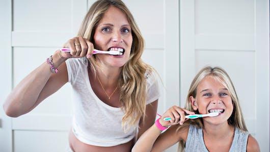 Les soins dentaires enceinte