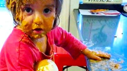 Insolite : L'hilarant compte Instagram d'une maman   débordée !
