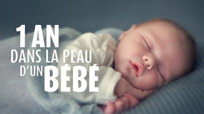 «1 an dans la peau d'un bébé»: un   documentaire étonnant diffusé sur M6