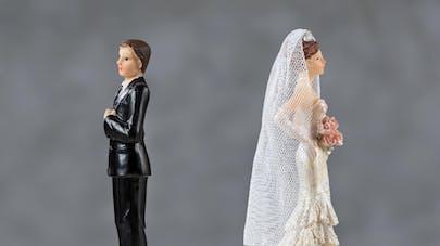 Mariage : une étude dévoile les mois où l'on divorce le   plus