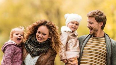 Avoir un deuxième enfant serait bon pour la santé des   parents et de l'aîné !