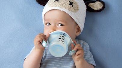 Le lait de vache n'est pas bon pour les bébés