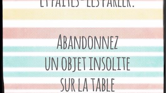 """""""Nos 10 minutes enchantées"""" pour ... Enrichir son   vocabulaire"""