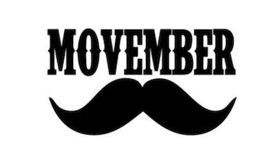 Messieurs, à vous la moustache, c'est   Movember!