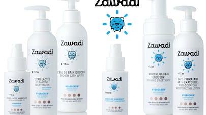 Zawadi: des soins cosmétiques pour les bébés   afro-métissés