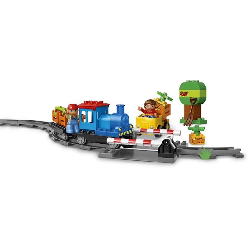 2-3 ans: Mon premier jeu de train Lego Duplo, 32         €. Dès 2 ans.
