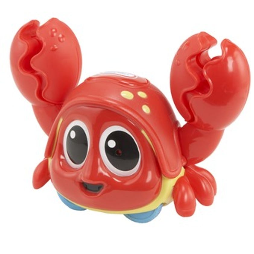 Attrape-moi Crabbie, Little Tikes, 15,99 €. Dès 9         mois.