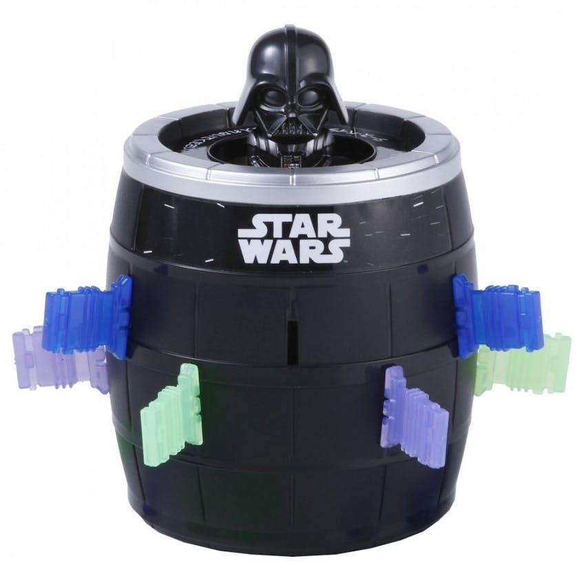 Pop' Dark Vador Star Wars, Tomy Games, 26 €. Dès 4         ans.