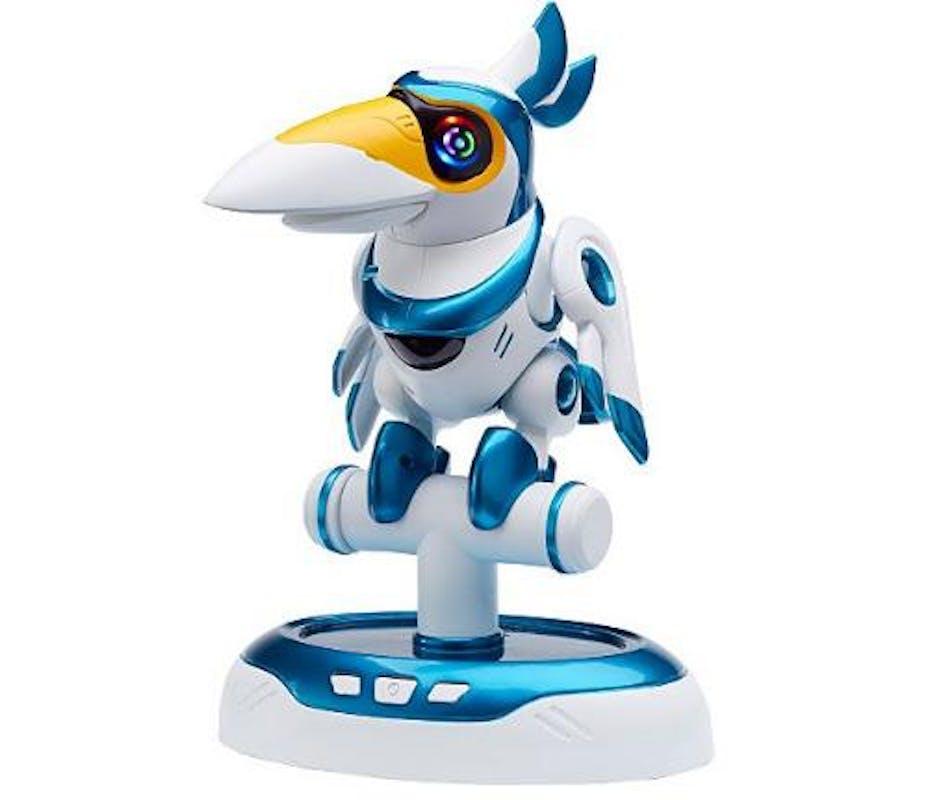Teksta toucan, Splash Toys, 79,99 €. Dès 5 ans