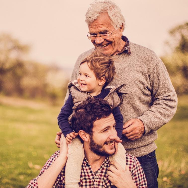 Les millionnaires sont plus souvent pères de   fils!