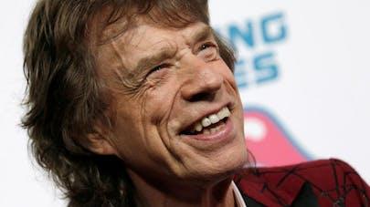 Mick Jagger papa pour la 8e fois